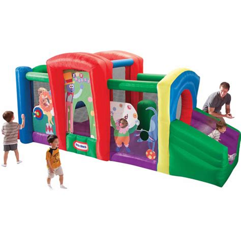 Tikes Bounce House by Tikes House Bouncer Walmart