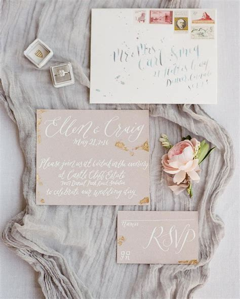 Best 25  Invitation suite ideas on Pinterest   Wedding