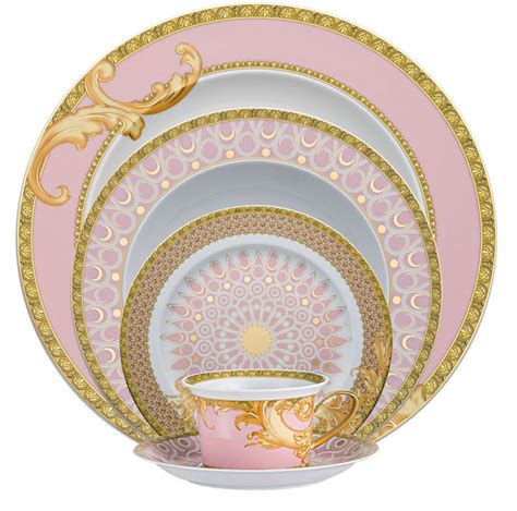 Arabesque China Pattern | quot les reves byzaqntins quot shell pink and gold arabesque