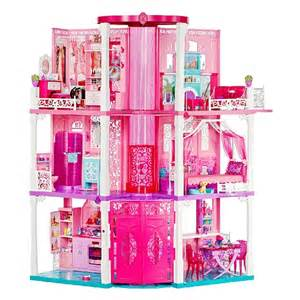 Barbie Dreamhouse by Barbie Dreamhouse Holiday Toy From Mattel My