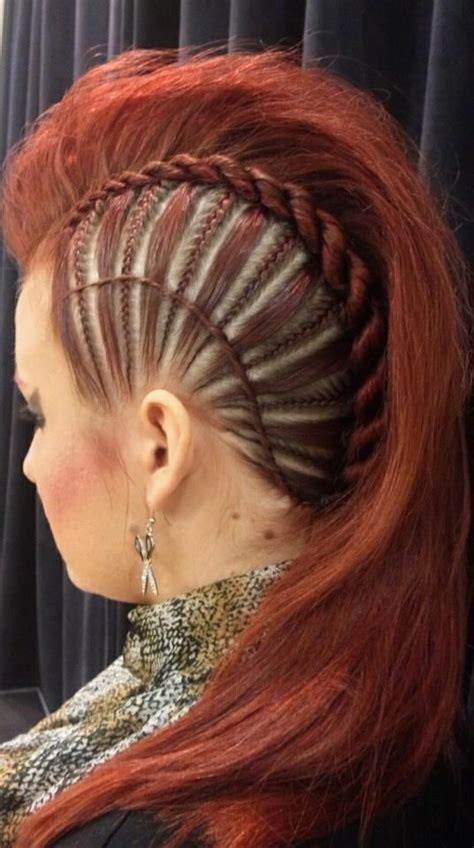 how to do lagatha braids 126 best images about viking shield maiden on pinterest