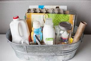 crafts from recycled items how to organize recycled materials for crafts 183 kix cereal