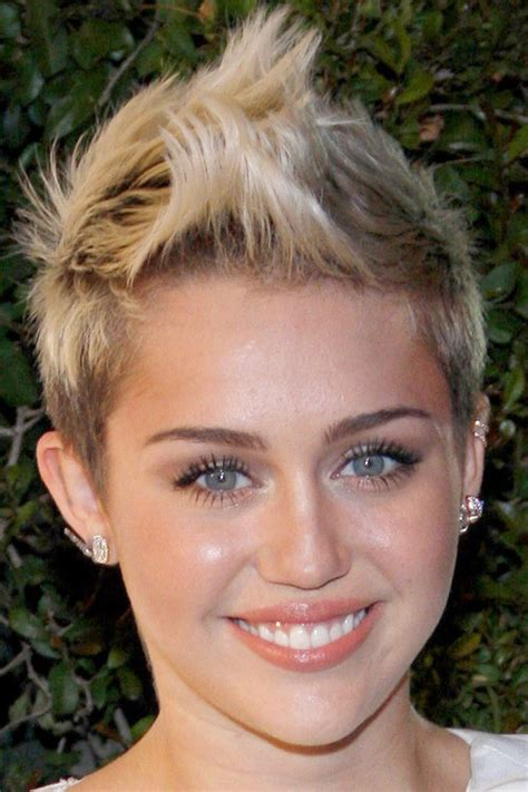 faux hawk hairstyles for women over 40 40 bold and beautiful short spiky haircuts for women