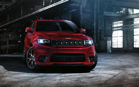 Is Jeep Grand A Luxury Car Wallpapers Jeep Grand Srt 4k 2016