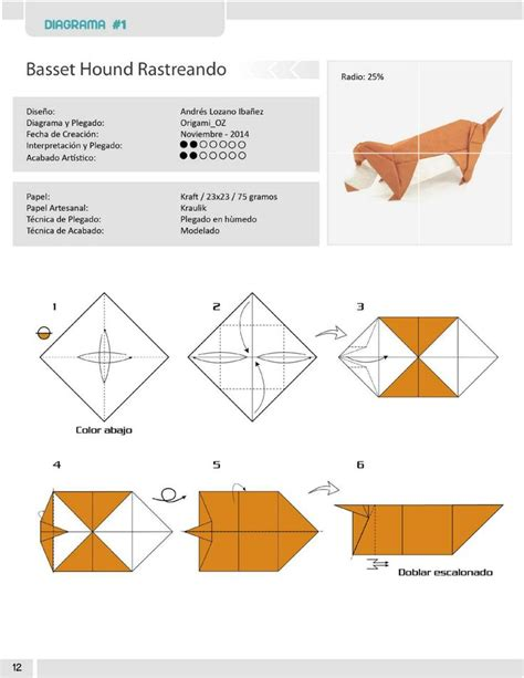 Medium Level Origami - 91 best images about origami hund on origami