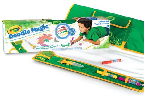 Crayola Marker Mat by Guide 2014 Toddler