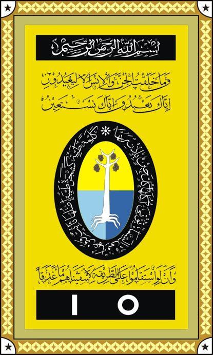 mimaaulia penjelasan lambang thoriqoh shiddiqiyah