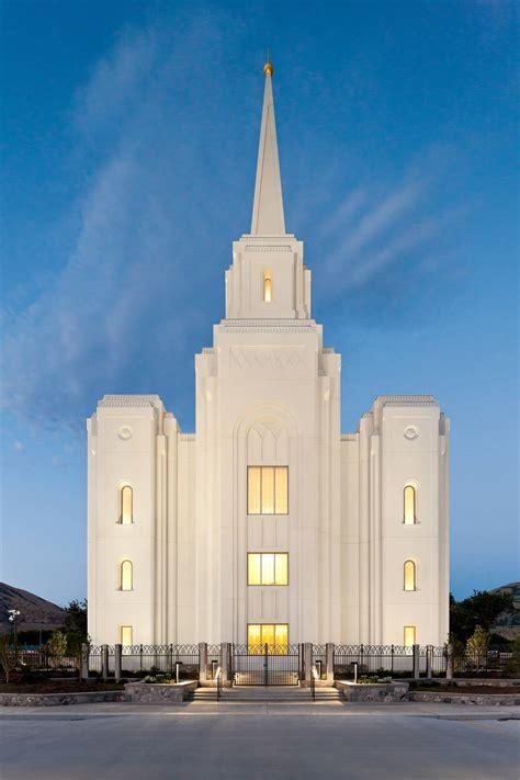 brigham city utah temple big  construction