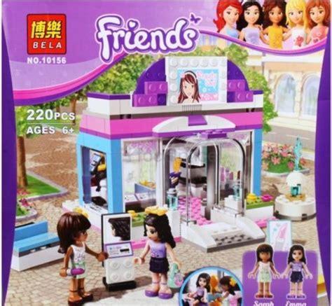 Lego Bela Friend 10156 bela 10156 friends series butterfly shop lego