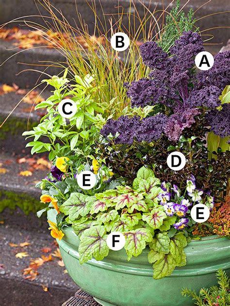 Fall Container Garden Recipes   Gardens, Container