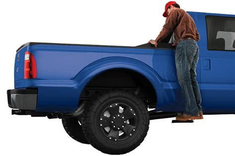 truck bed step truck bed step luverne grip step running boards amp