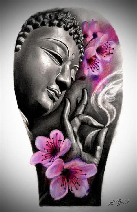 tattoo oriental buddha tattoo design buddha by badfish1111 deviantart com on