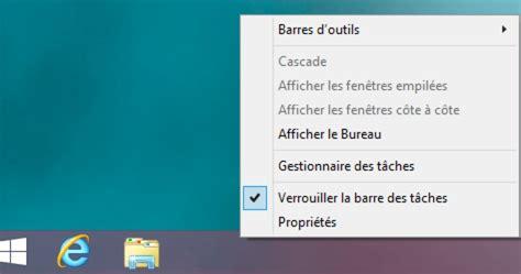d駑arrer sur le bureau windows 8 comment activer le bureau de windows 8 au d 233 marrage