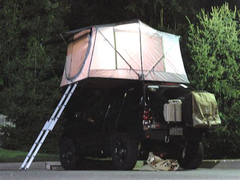 homemade 4wd awning offroadtb com view topic homemade roof top tent