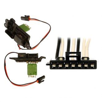 replace blower motor resistor 2004 chevy trailblazer 2004 chevy trailblazer blower motors parts carid
