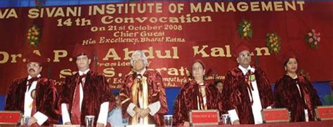 Dual Specialisation In Mba by Siva Sivani Institute Of Management Pgdm Admissions 2012