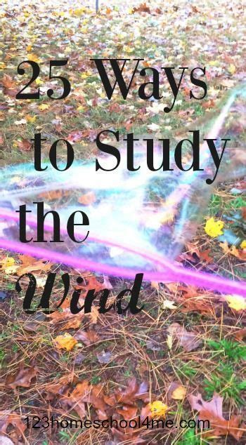 ways  explore wind  kids science experiments