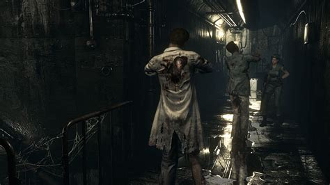 Kaset Ps4 Resident Evil 7 capcom shows current images from resident evil hd remaster rely on horror