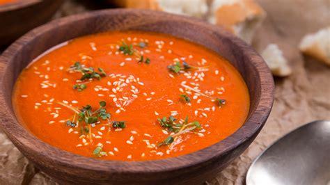 Turmeric Detox Soup by Turmeric Tomato Detox Soup Recipe Level 1 Fitness