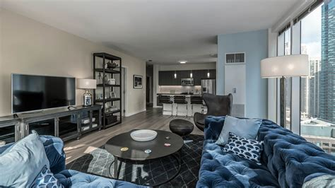 Appartment In Chicago by Streeterville S Newest Apartment Tower Is Now Open