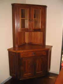 Corner Kitchen Hutch Furniture by 1000 Images About Corner Cabinet On Country