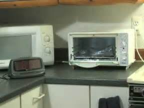 Toaster Oven Rating Melt A Glass Bottle In Your Toaster Oven Youtube