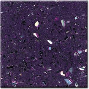 silver purple artificial marble engineered and