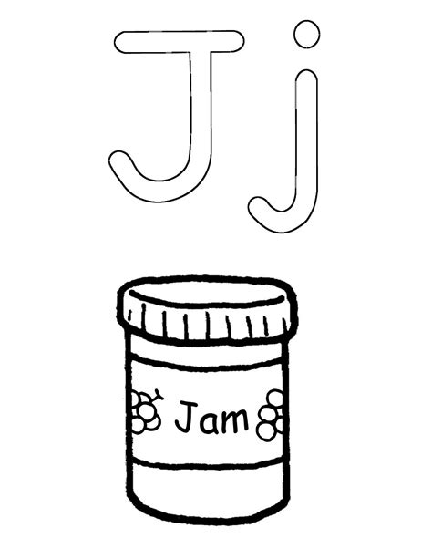 Jam Coloring Page For Inside Glum Me Jam Coloring Pages