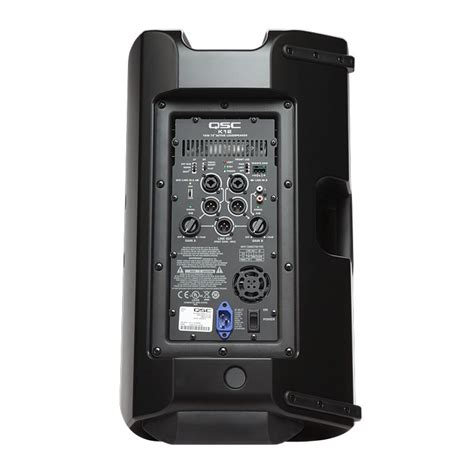 Speaker Qsc K12 qsc k12 12 inch powered pa speaker location sound