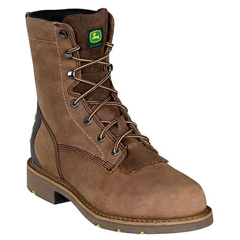 deere boots deere 174 8 quot wct work boots 627678 work boots at