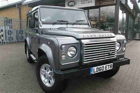 small engine service manuals 2010 land rover defender ice edition on board diagnostic system 2010 land rover defender 90 xs td diesel grey manual car for sale