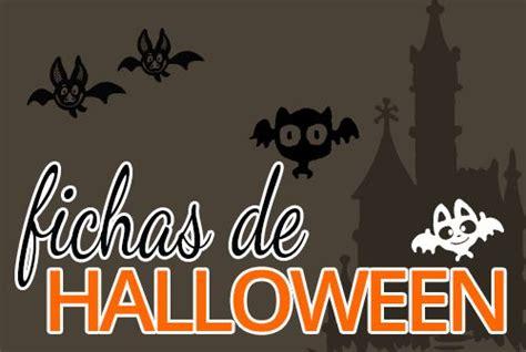 imagenes educativas halloween 7 mejores im 225 genes sobre fichas educativas de halloween en