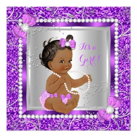 Pink And Lavender Baby Shower by 1000 Images About Purple Pink Baby Shower Invitations On