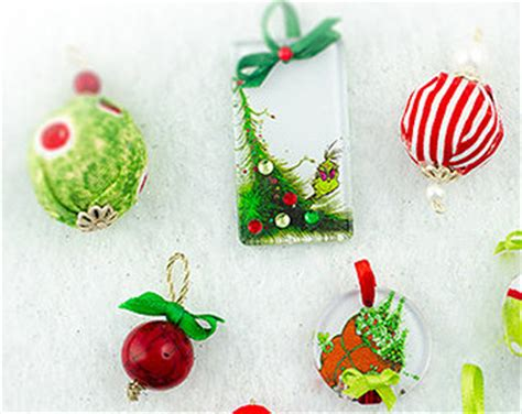 grinch whoville christmas ornament set for interactive