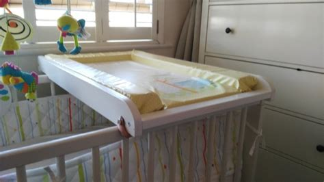 Cot Top Changing Table Cot Top Changing Table Attaches To Your Cot For Sale In Citywest Dublin From Nihilist