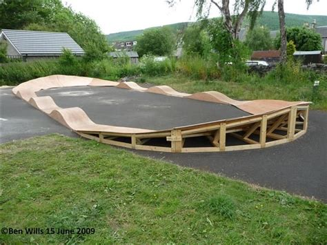 backyard bmx track design 17 best images about pump track jumps on pinterest