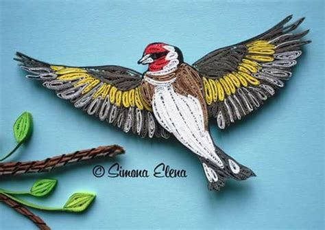 quilling tutorial bird 365 best images about quilling birds on pinterest paper