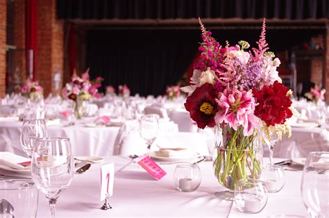 Beautiful Wedding Centerpieces With Red Flowers Flower Centerpieces For Wedding