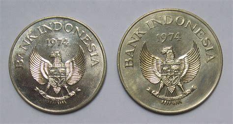 koinkunoantik 2000 rupiah 5000 rupiah 1974 aunc