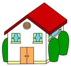 drawing cartoon houses cartoon house step by step drawing lesson