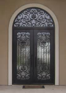 The Door Tx Home With Piazza Doors And Paramount Iron Railings