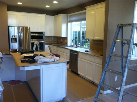 kitchen cabinets portland oregon cabinet painting and staining contractors in portland beaverton lake oswego or