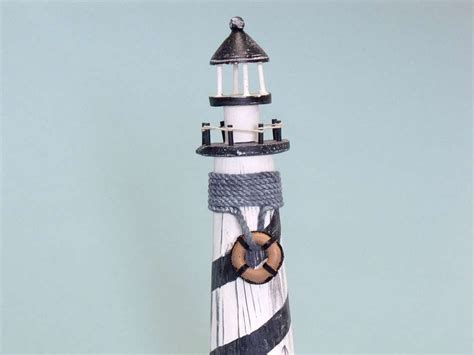 Cheap Lighthouse Decor by Wholesale Sailboat Wooden Lighthouse 18 Inch Wholesale