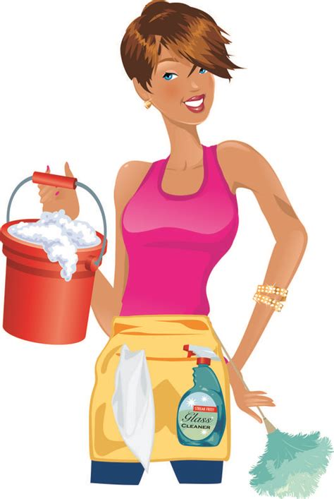 House Cleaning Eco House Cleaning Cleaning Service Clipart Best