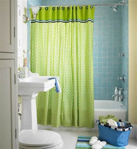blue and green bathroom 10 stylish colored bathrooms modern sleek combinations