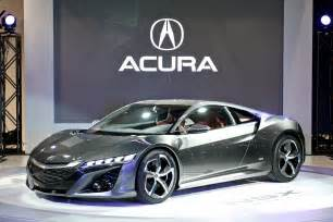 Who Makes An Acura Acura