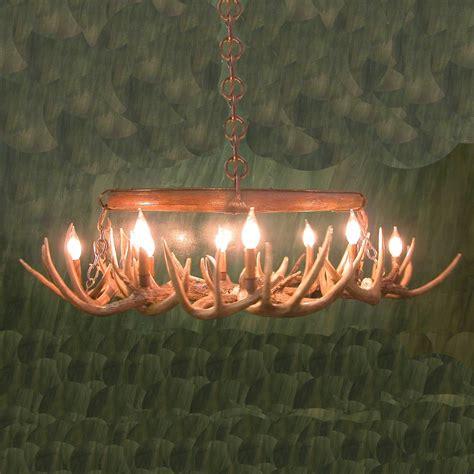 Deer Lights by Deer Horn Chandeliers Chandelier