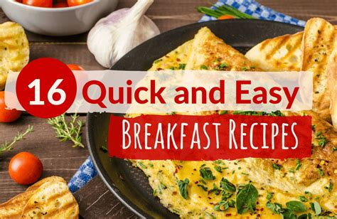 quick  healthy breakfast ideas sparkpeople