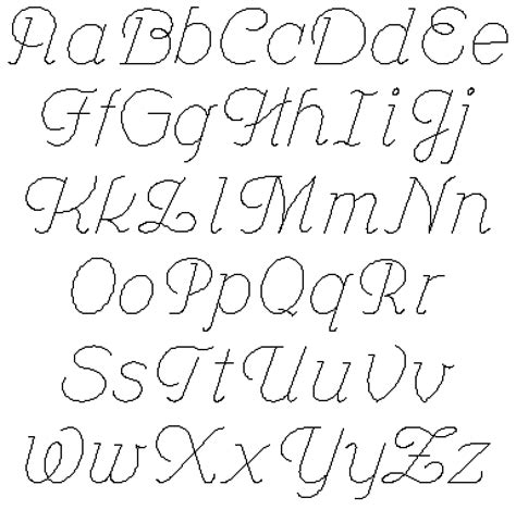 printable alphabet fonts upper and lower case alphabet printables printable upper