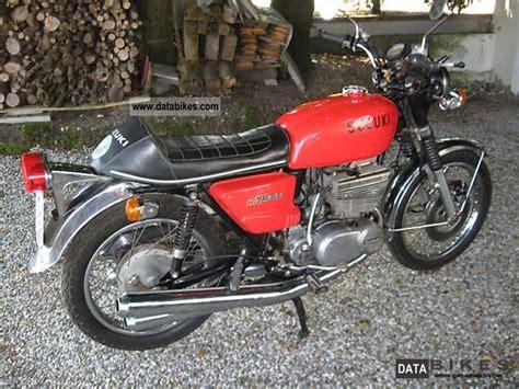 1973 Suzuki Gt380 1973 Suzuki Gt 380